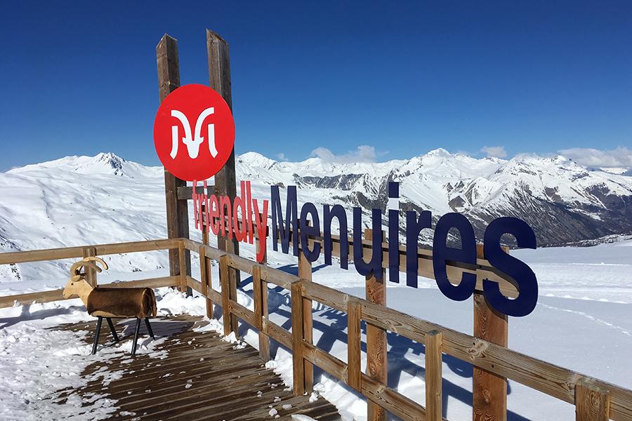 FriendlyMenuires: dé uitvalsbasis voor een bijzonder ski-avontuur en meer!