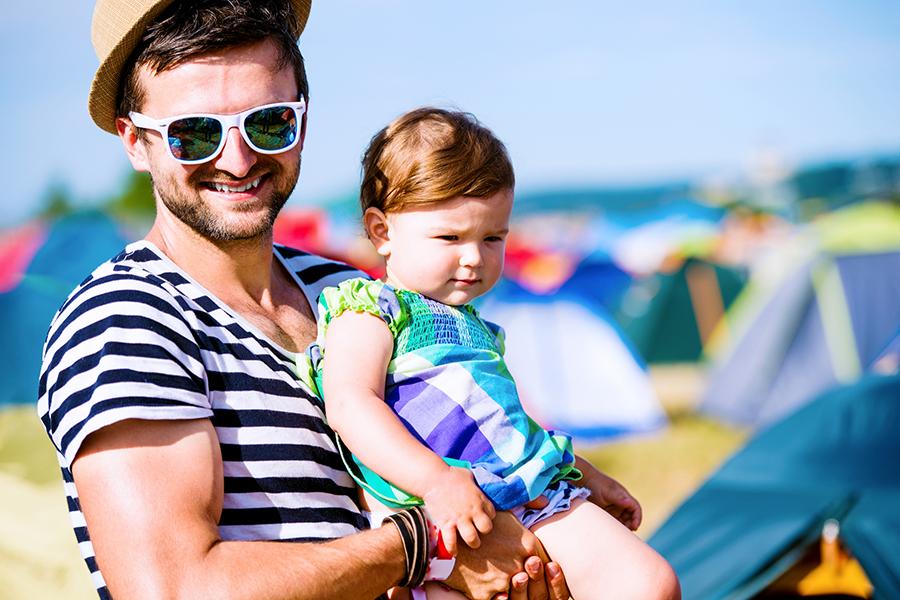 4 x festivals in mei voor het hele gezin