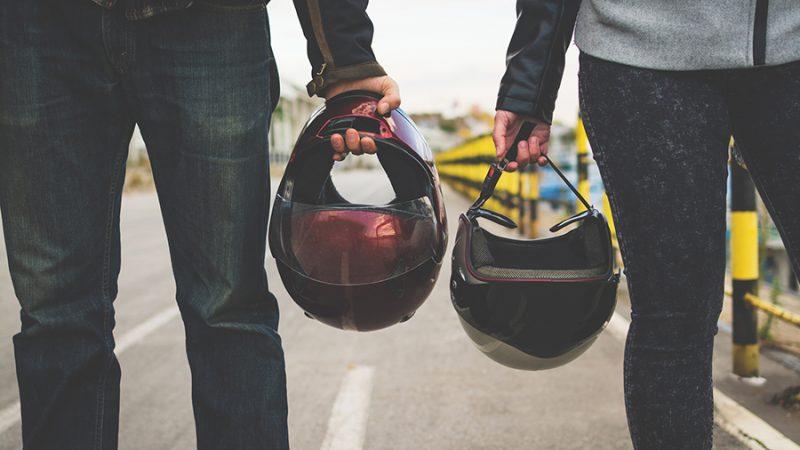 Safety first: waar moet je op letten bij de aanschaf van een motorhelm?