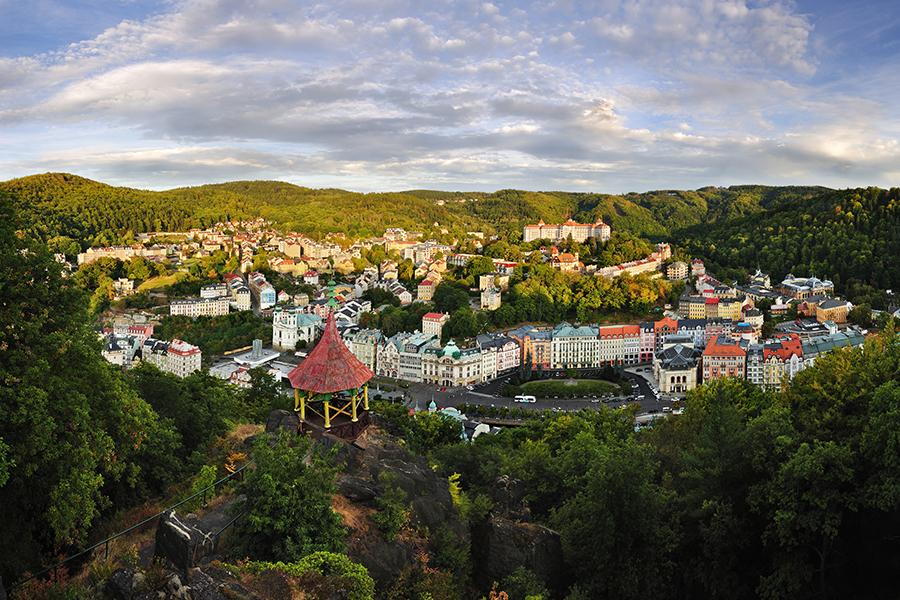 Karlovy Vary, Loket en Zatec: 3 steden in Tsjechië die een bezoekje waard zijn