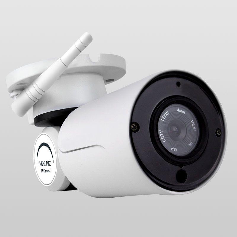 Ook thuis een beveiligingscamera