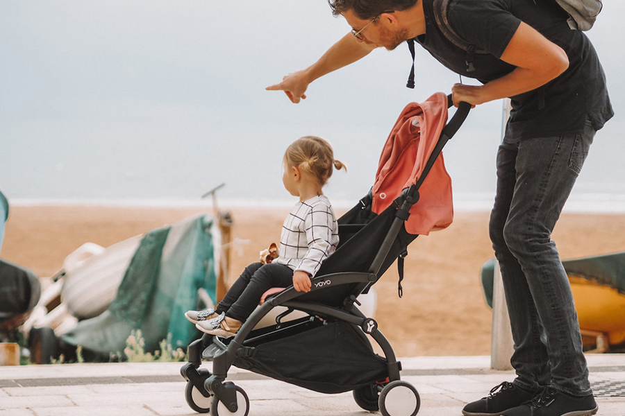Parent musthave: deze slimme (travel) buggy