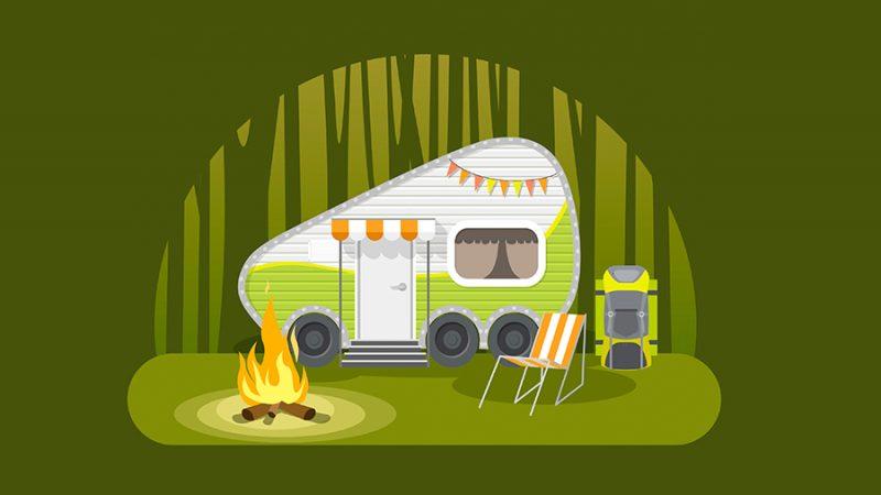 Knus en kleinschalig: 5 campings in Europa die je niet over het hoofd mag zien!
