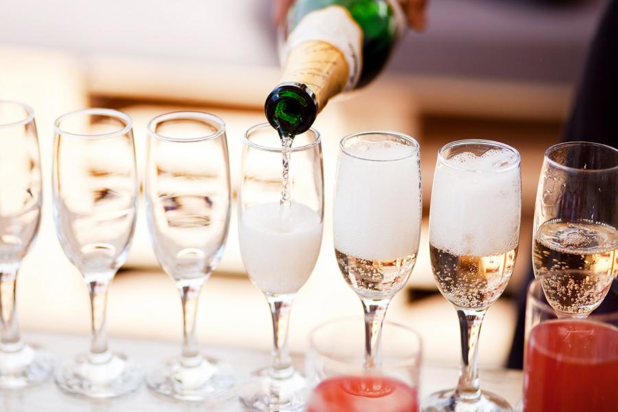 Een festival met alleen maar champagne, dat is Fête du Champagne!