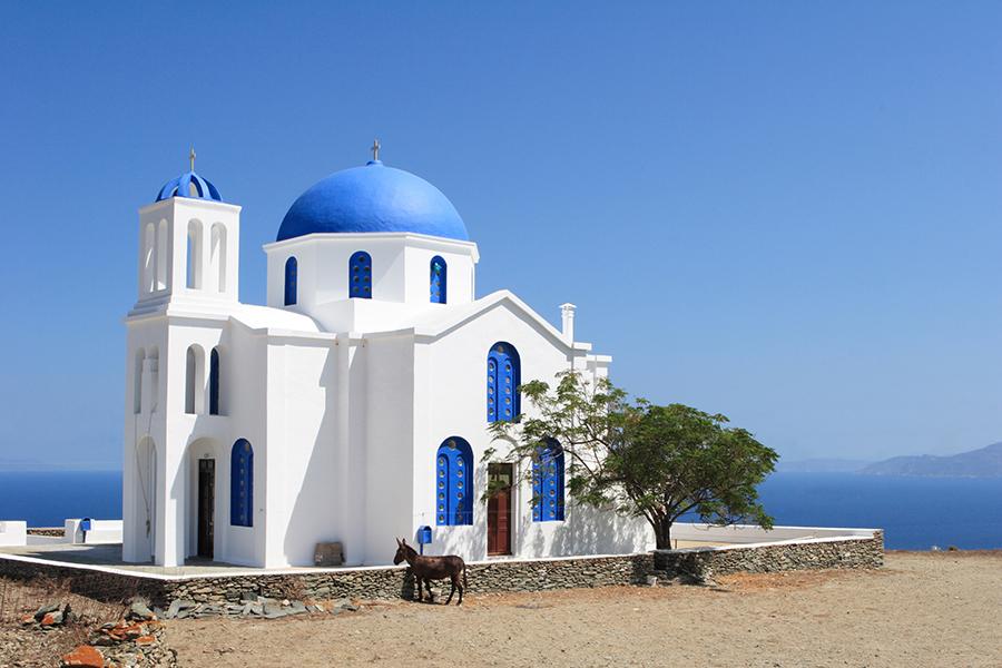 5 x Grieks eilandhoppen
