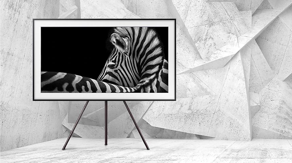 De televisie als onderdeel van je interieur