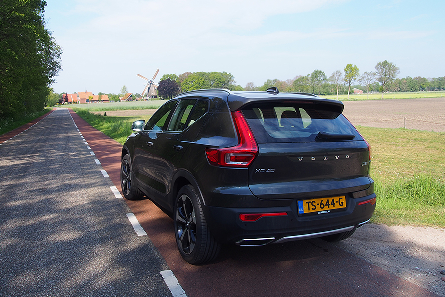 Getest: roadtrippen met de Volvo XC40 Inscription