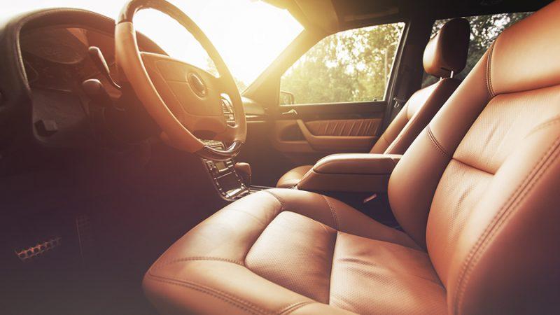 Hoe style je de binnenkant van je auto?