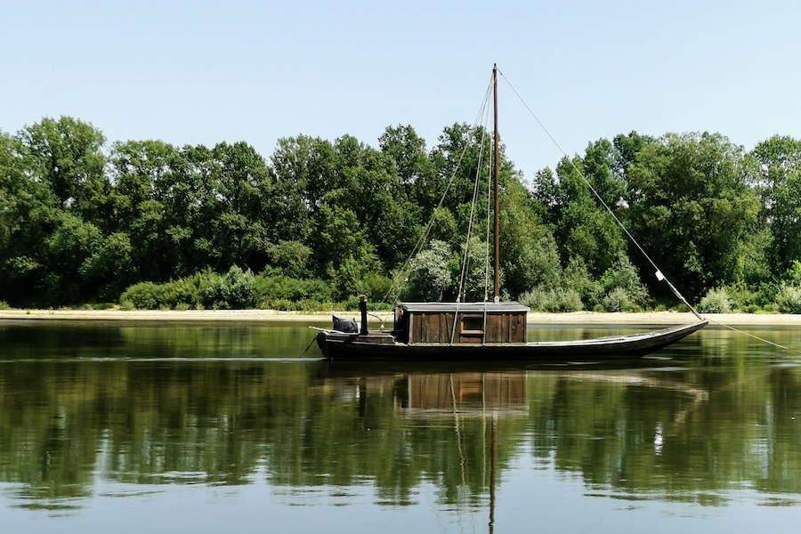 Te land, te water en het grote genieten: varen en fietsen in Nièvre langs de Loire