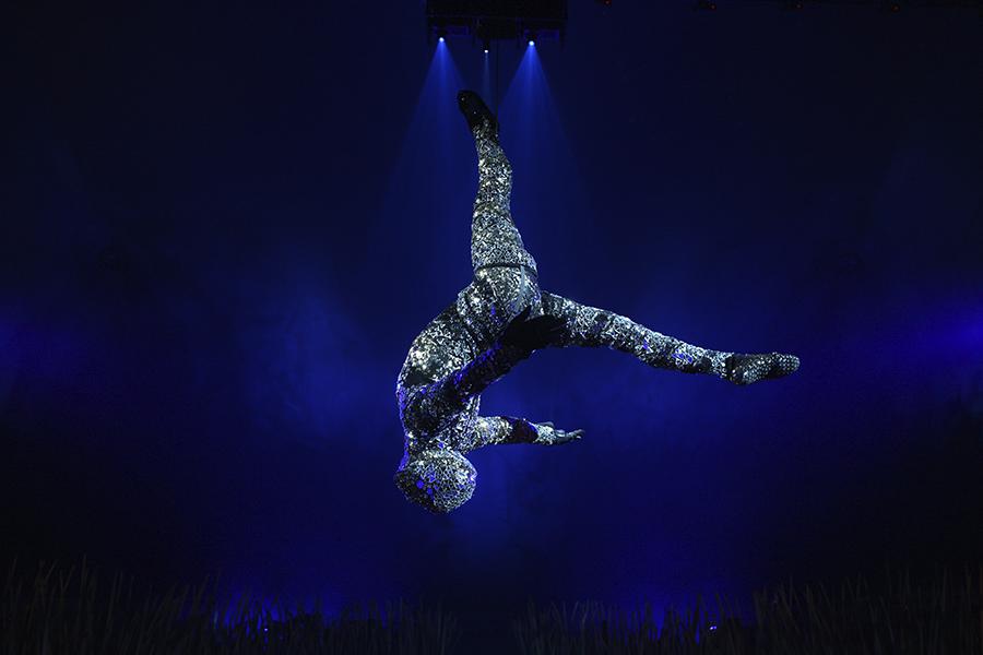 Cirque du Soleil landt dit najaar op het Haagse Malieveld