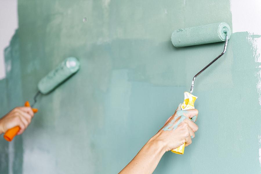 4 dingen waar je op moet letten als je jouw muren wilt omtoveren van saaie wall tot stukje design muur