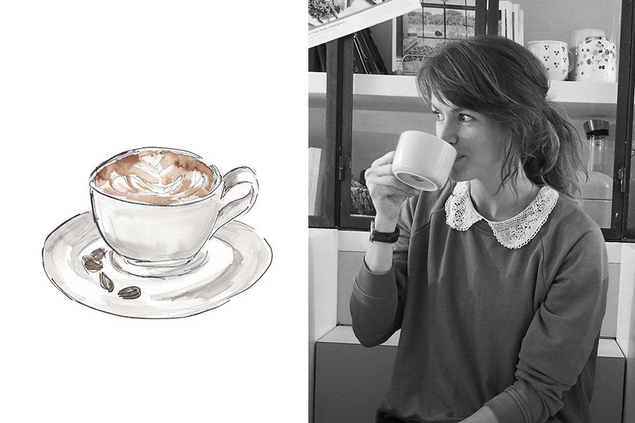 Cappuccino en ik: een persoonlijk koffie drieluik
