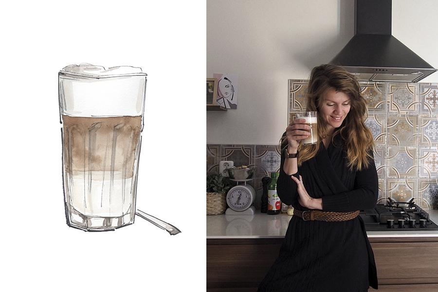 Cappuccino en ik: een persoonlijk koffie drieluik #2