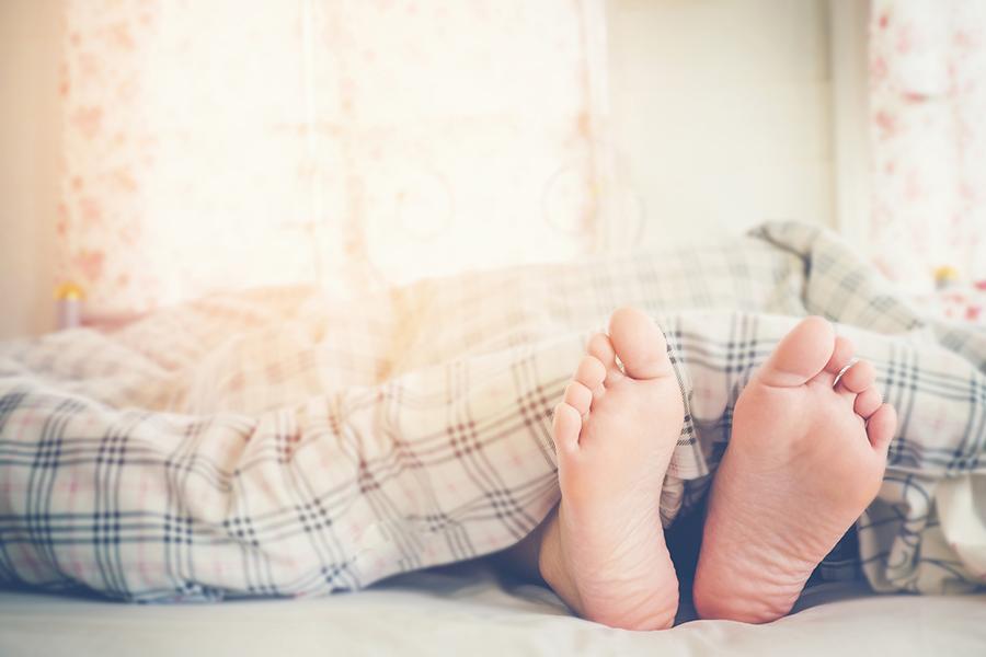 Tips: in slaap vallen doe je zo