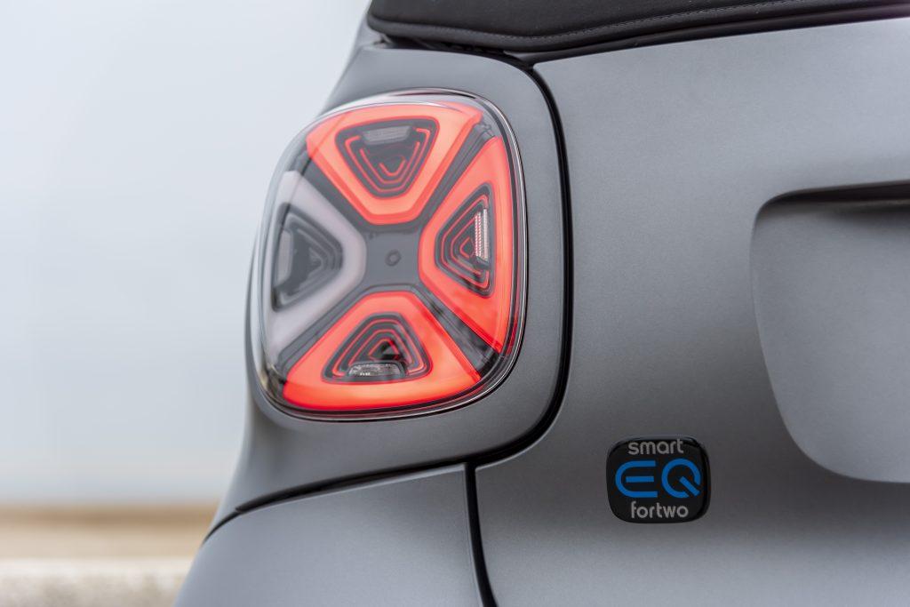 Nieuwe generatie Smart EQ: nog frisser en 100% elektrisch
