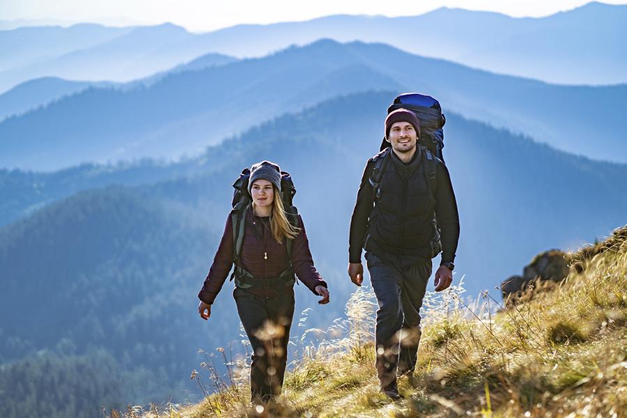 Een outdoor trip romantisch? Wij geven tips voor een intiem avontuur!