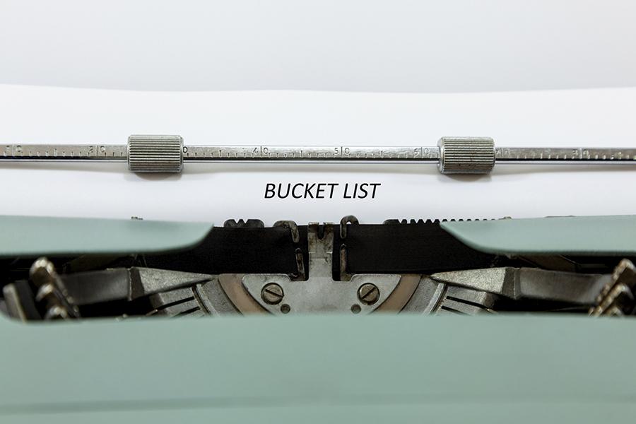 How to: een bucket list maken (in deze tijd)
