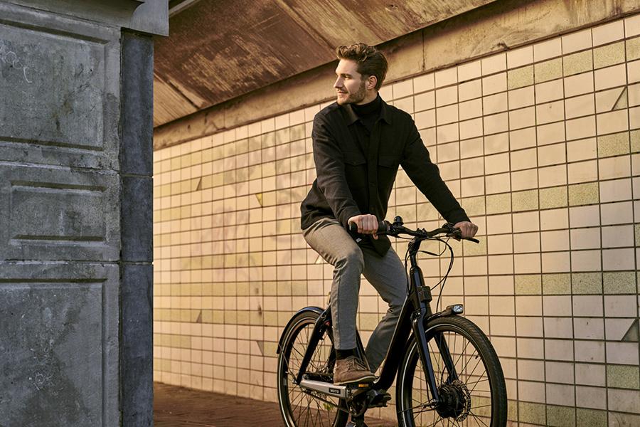 Muto (e)bike, alleskunner voor in de stad