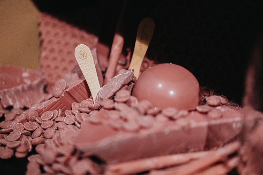 Ruby cacao boon, een hype in de chocoladewereld