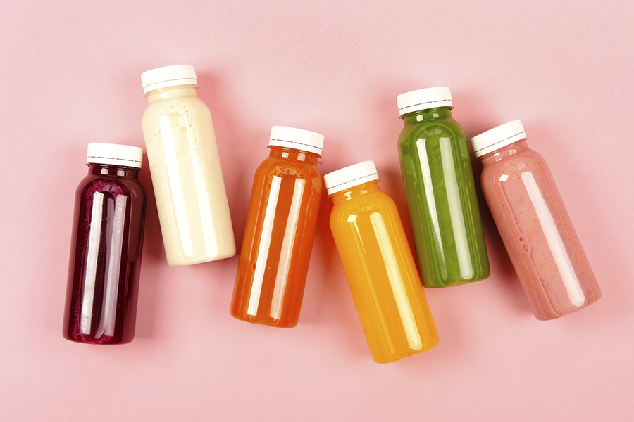Stay healthy: 5 x sappen boordevol vitamines