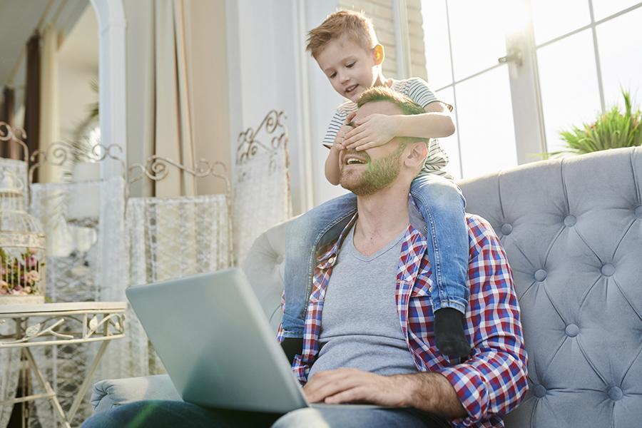 Tips om je thuis niet te vervelen en zo efficiënt mogelijk te werken
