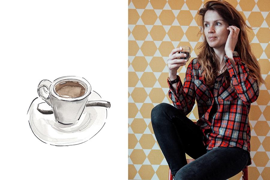Cappuccino en ik: een persoonlijk koffie drieluik #3