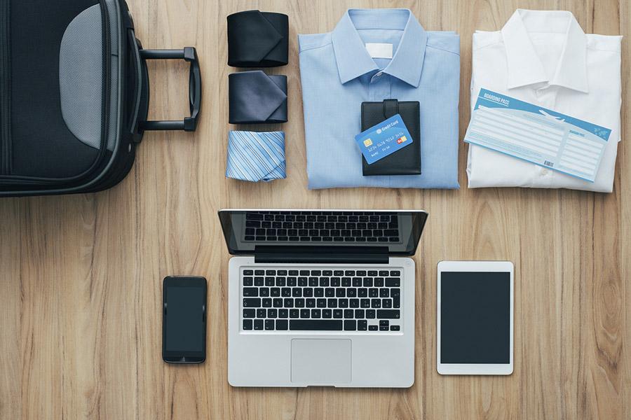 4 tips om het beste uit je zakenreis te halen