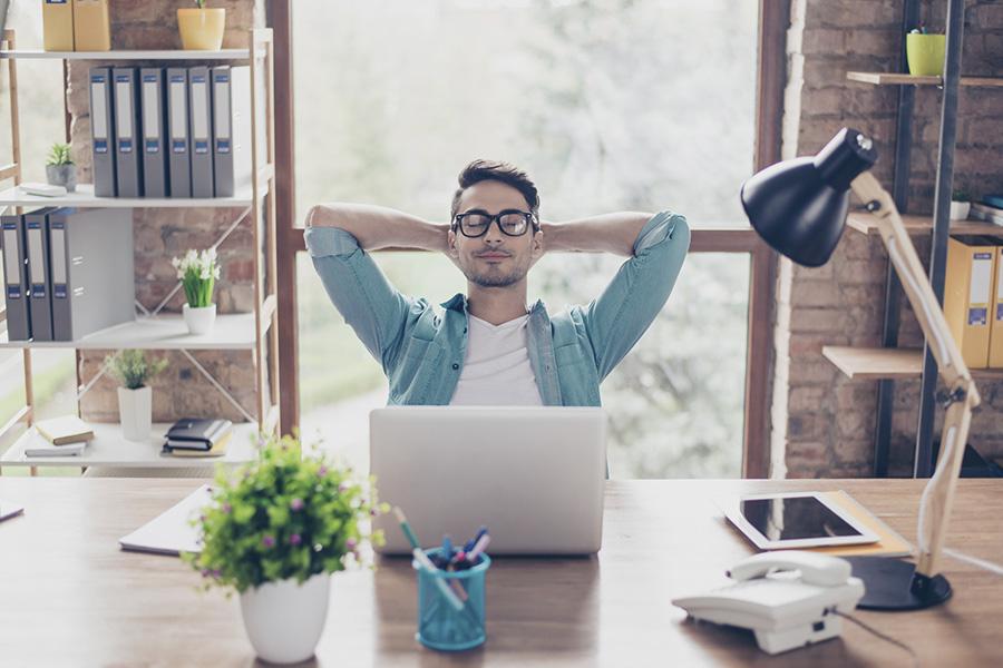 Je thuiswerkplek een échte kantoorupdate geven doe je zo