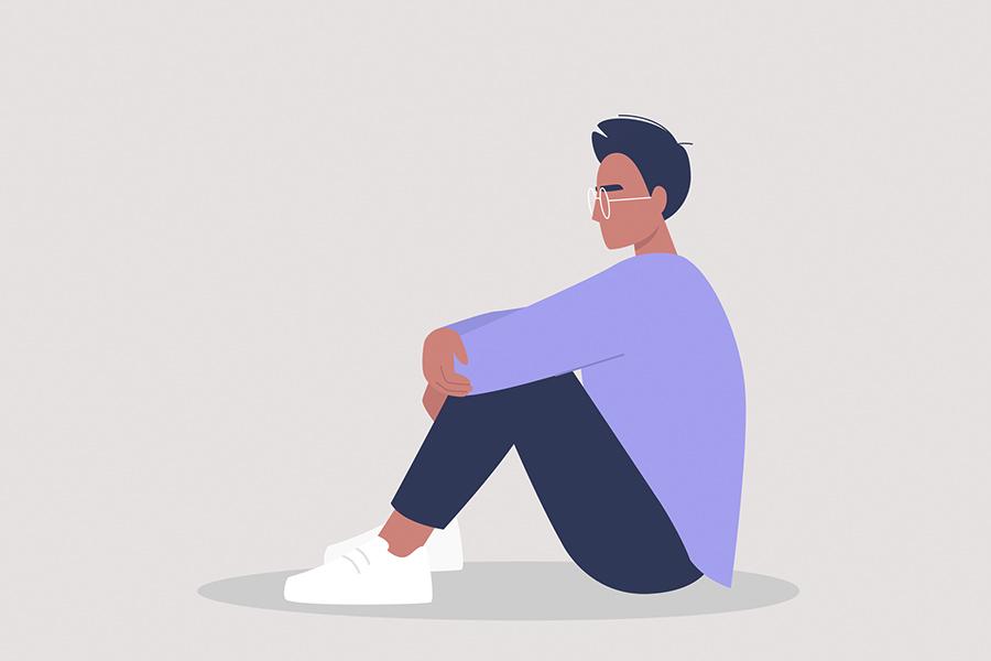 Waarom het voor mannen nog steeds moeilijk is om over mental health te praten