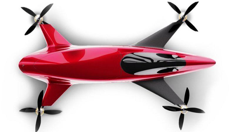 De verwachte Airspeeder MK4: de evolutie van de motorsport