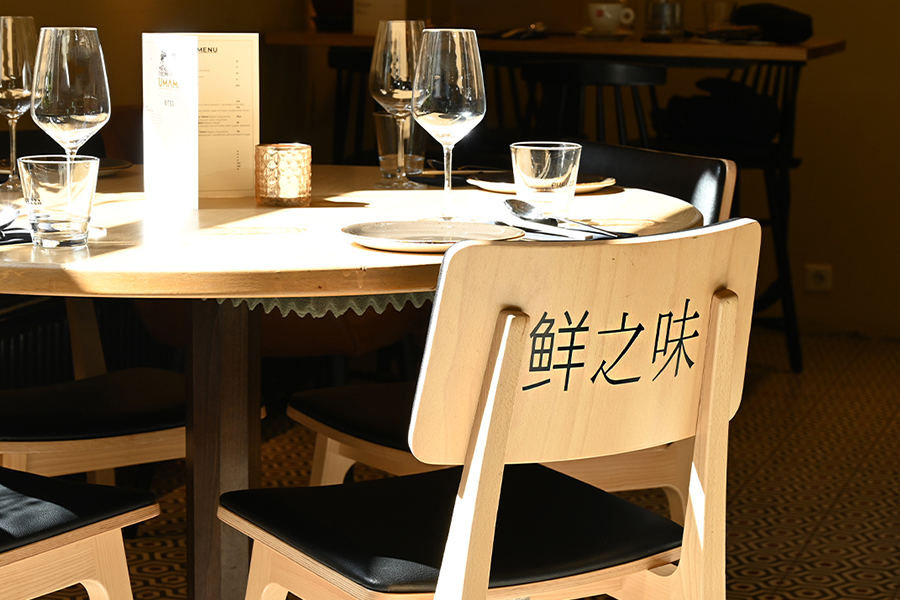 UMAMI by Han: bijzonder goed genieten van Chinese fusion-gerechten