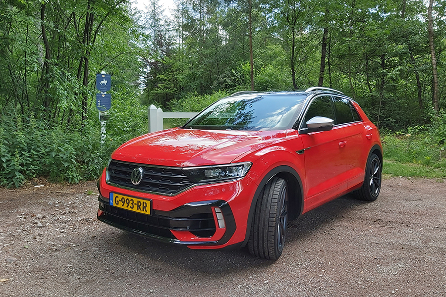 De roadtrip proof Volkswagen T-Roc R is een waar rijgenot
