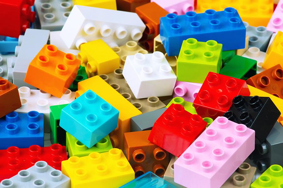 Van deze LEGO art creaties sla je steil achterover
