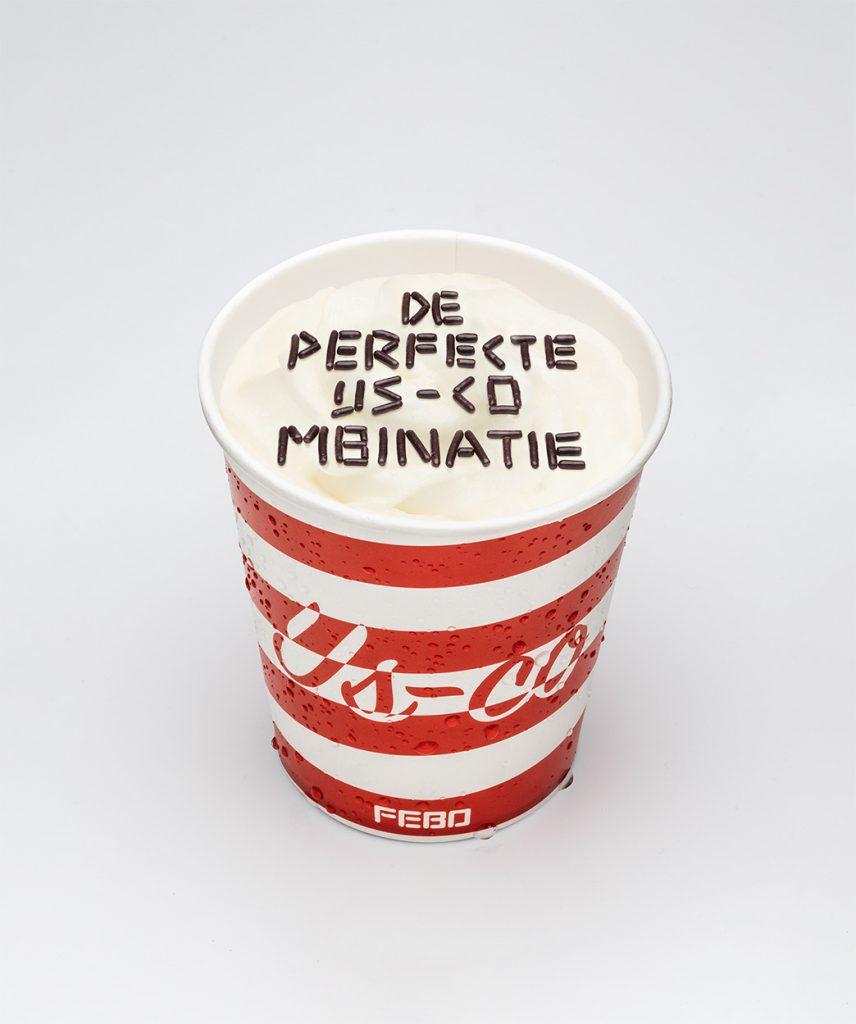 FEBO X De Ruijter = IJs-co met pure chocoladehagel