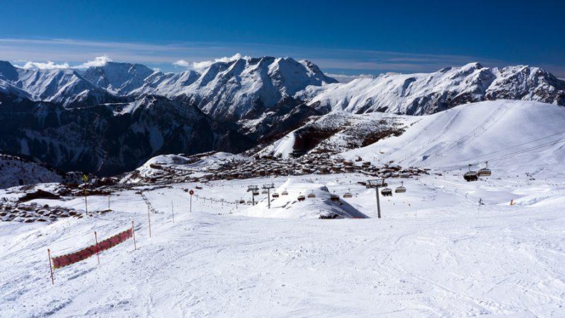 Avontuurlijk Alpes d'Huez; zo veel meer dan skiën en snowboarden