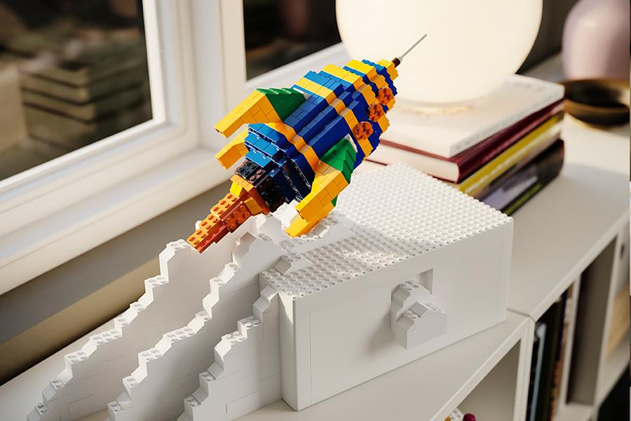 IKEA meets LEGO, een toffe samenwerking voor jong en oud