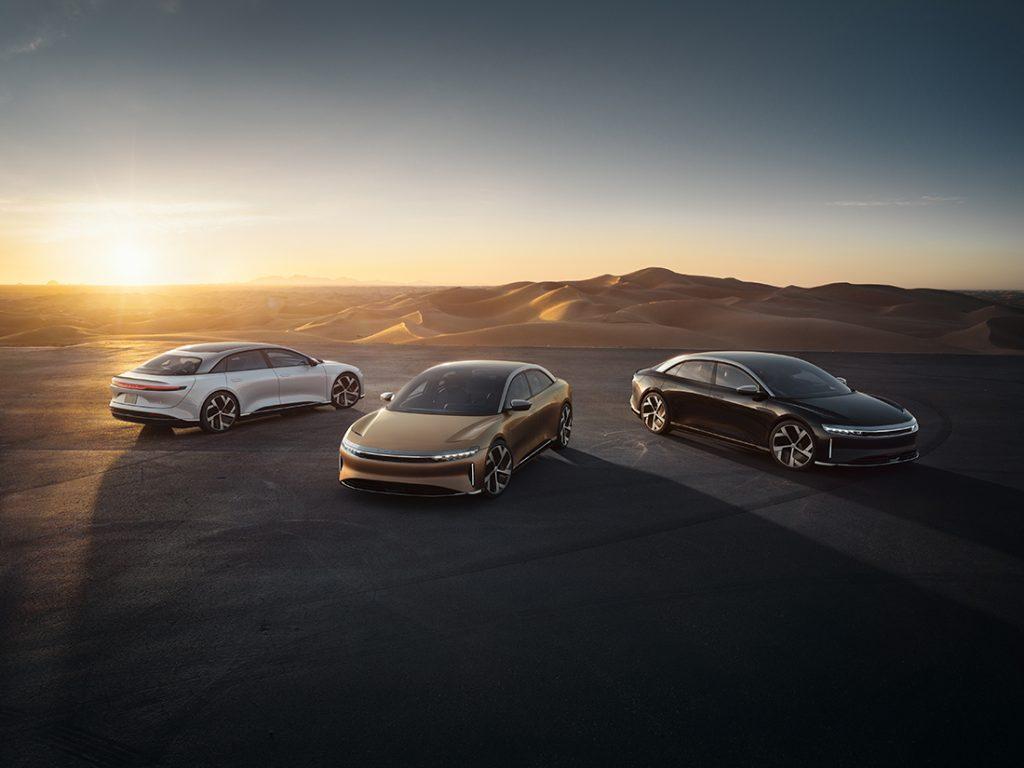 Is de nieuwe Lucid Air de beste elektrische auto op de markt?