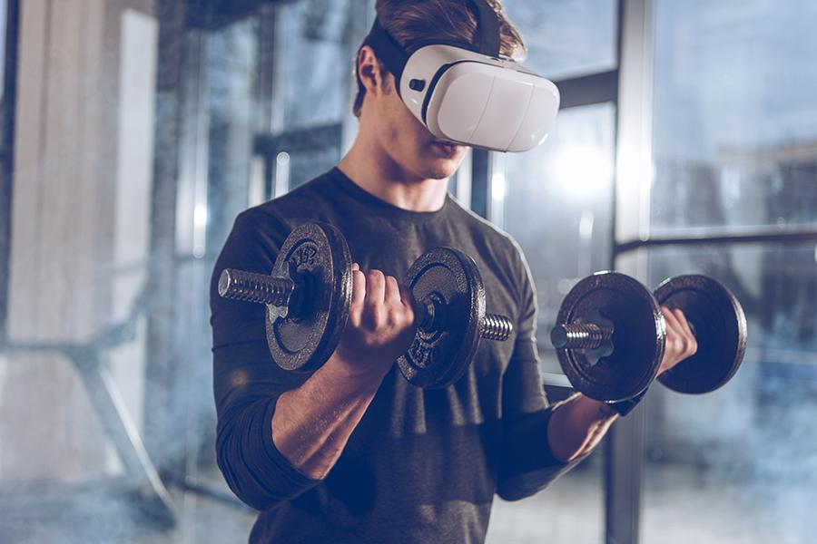 Waarom Virtual Reality workouts met FitXR een effectief alternatief vormen in de herfst