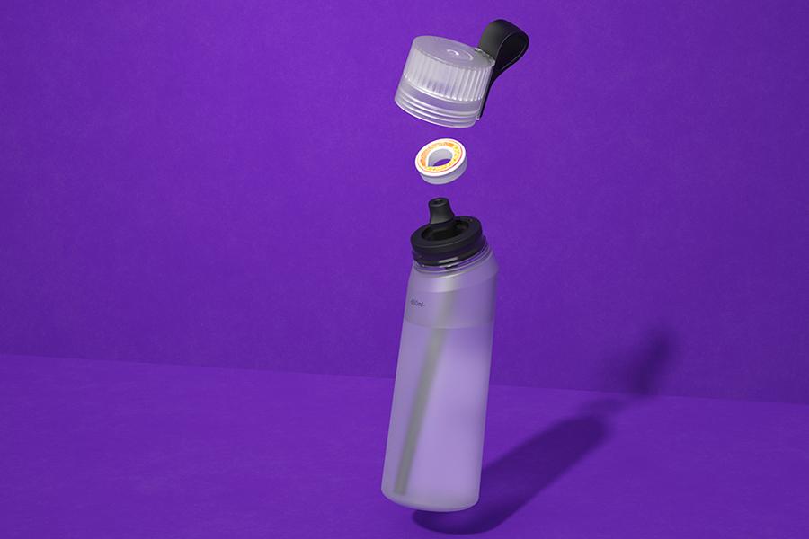 Geurpods die je water een smaakje... uhh... geurtje geven!