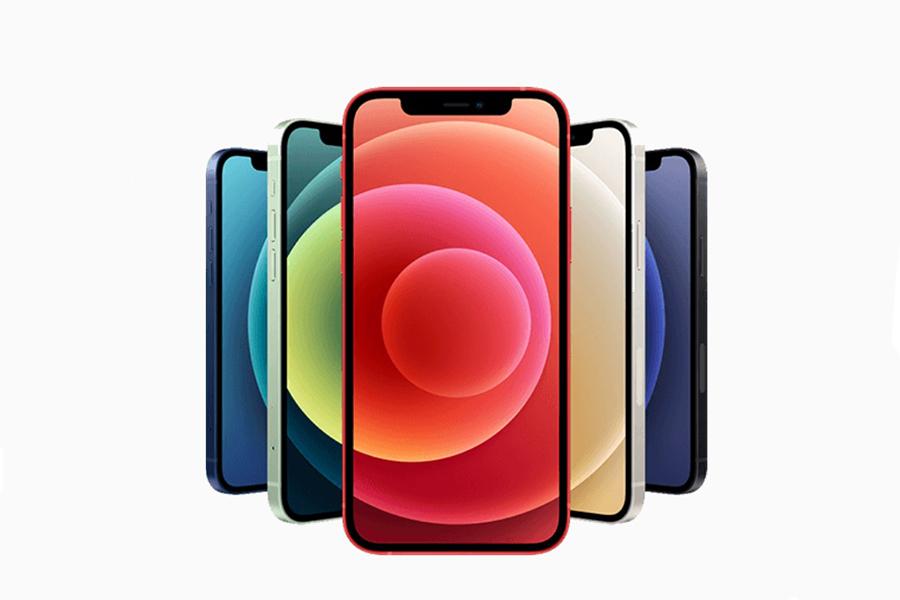 De nieuwste Apple iPhones (12-serie) onder elkaar!