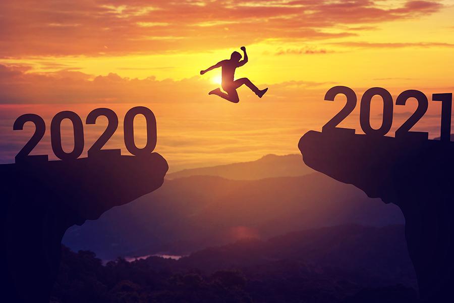 Weg met goede voornemens, zo stel je jouw glasheldere doelen voor 2021