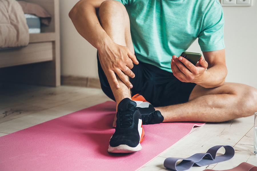 5 x essentiële gear die je nodig hebt voor de perfecte home gym