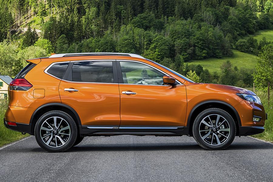 De nieuwe Nissan X-Trail: ProPilot technologie, ruim, en perfect voor gezinsuitjes