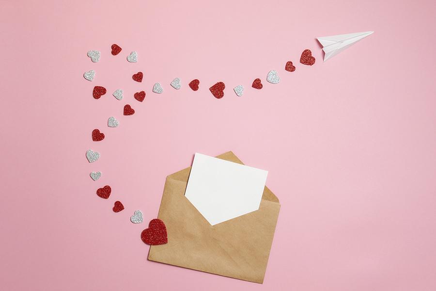 Valentijn 2021: opa, oma en (schoon)ouders blijken dit jaar de echte Valentijn!