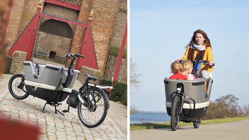 Fietsroutes met de Gazelle Makki, afl.1 Amsterdam -> Muiderslot [VIDEO]