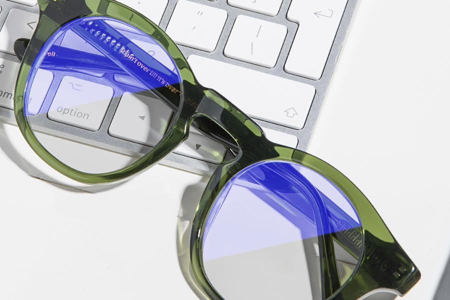 Brillen die je ogen energie géven