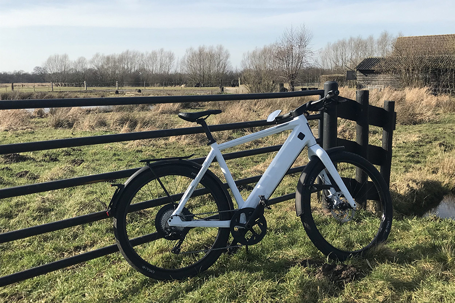 Review Stromer ST3 speed pedelec: topfiets 'on steroids'