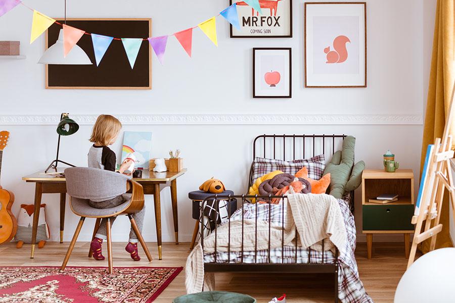 4 x inspiratie voor het inrichten van de leukste kinderkamer