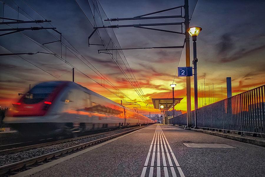 De nachttrein keert terug: binnenkort kunnen reizigers van Amsterdam naar Zürich