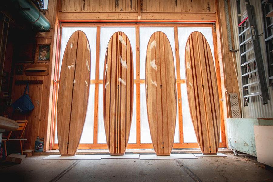 Zomer-tip: bouw je eigen SUP Board met Nederlands hout
